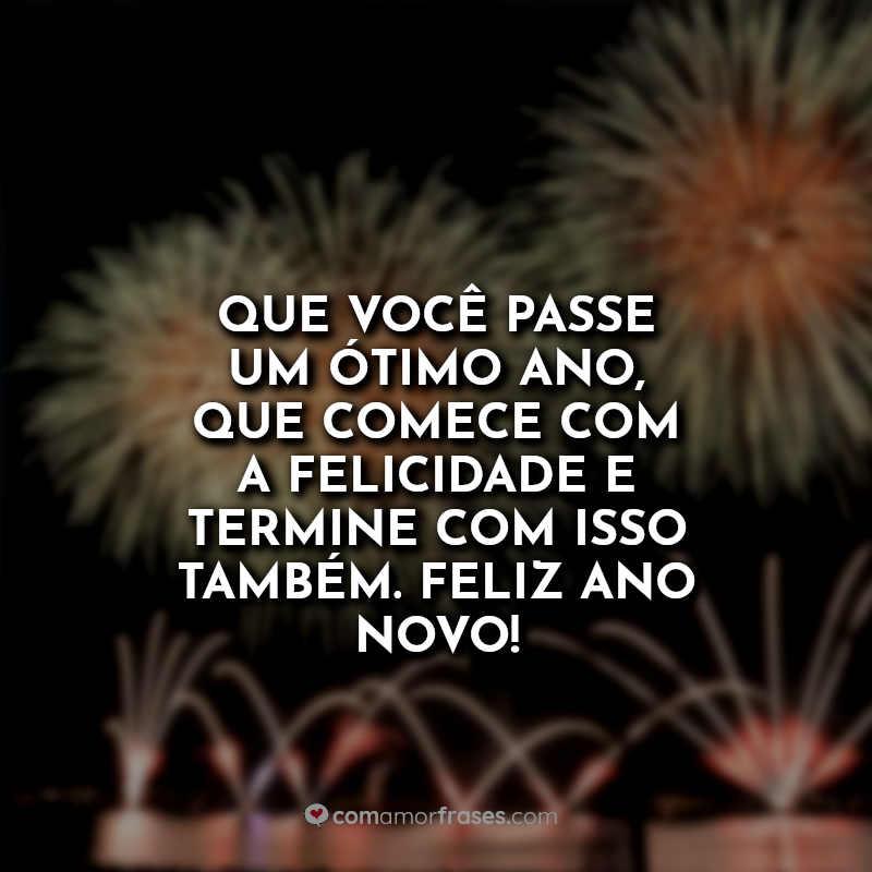 Frases De Ano Novo 2020 Com Amor Frases