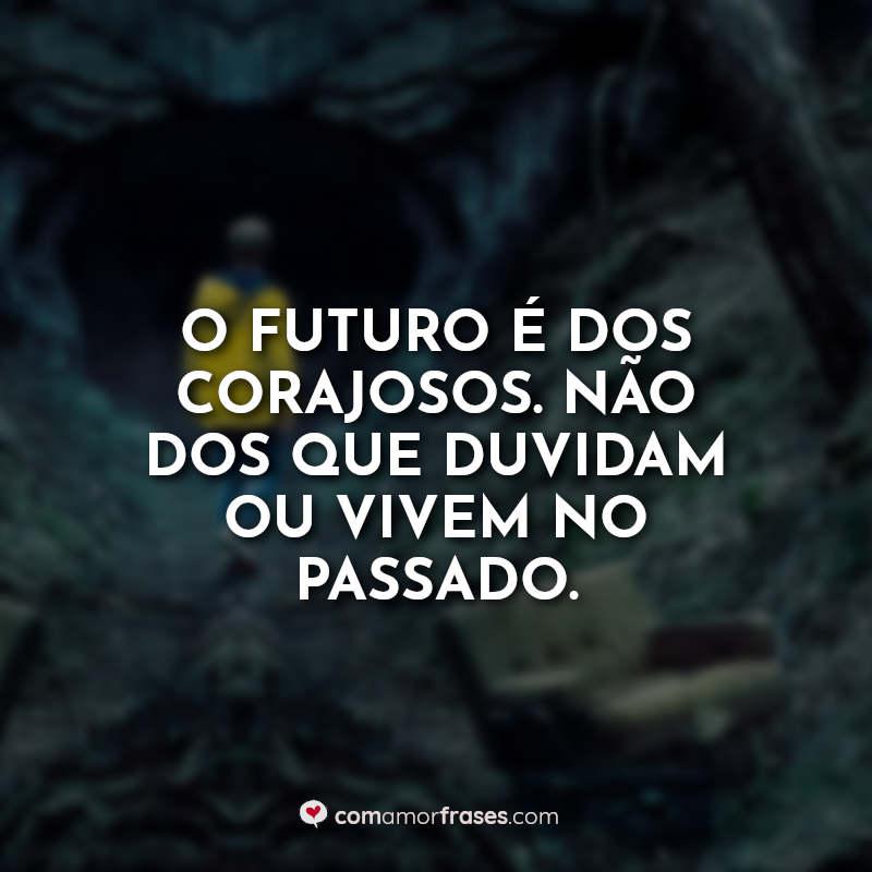 Frases da Série Dark: O futuro é dos.