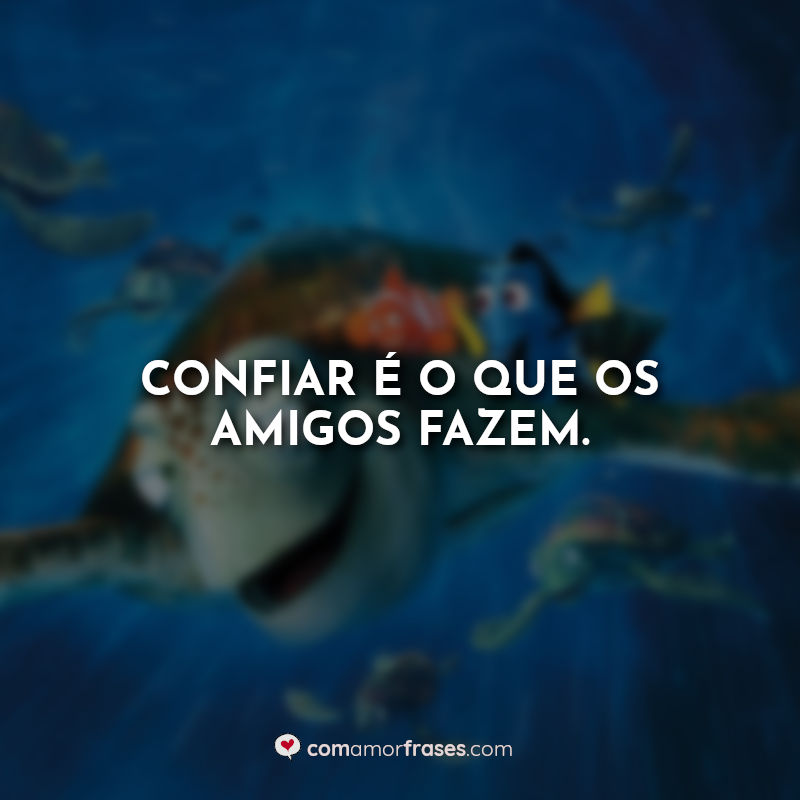 Frases Dory Filme Procurando Nemo.