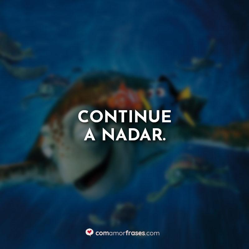 Frases Procurando Nemo Dory.