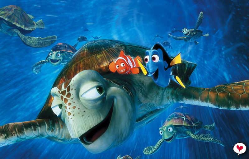 Melhores Frases de Procurando Nemo