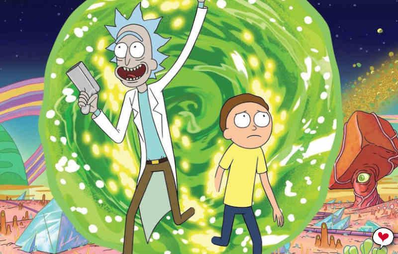 Melhores Frases de Rick and Morty