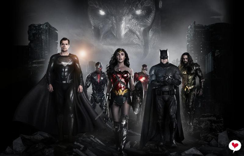 Melhores Frases de Liga da Justiça de Zack Snyder Cut